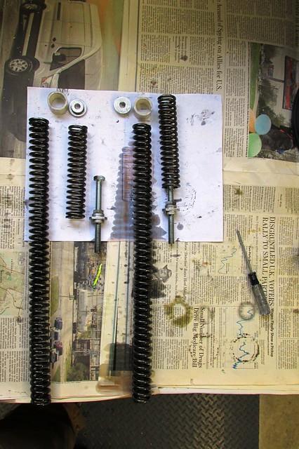 Fork Spring Components