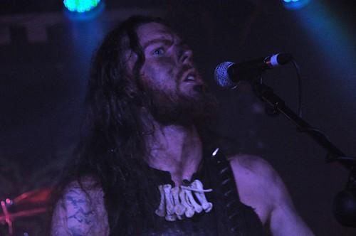 Overoth live at Voodoo, Belfast