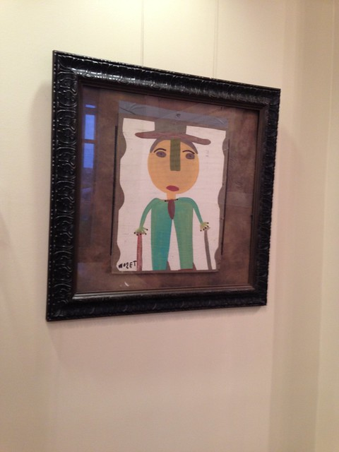 'As Mose T Would See It' Exhibit at WSC in Hanceville AL
