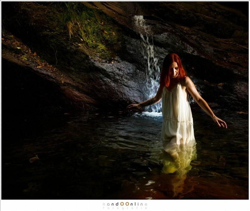 Thema shoot: waternimf