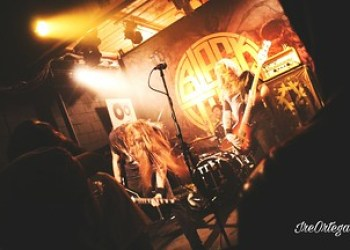 Black Tusk, LoFi Milano 16/11/16