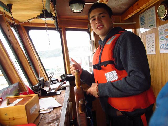 Carlos Ulloa & Embarcación Rosemarie