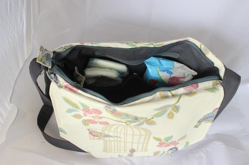 How to Organize Your Diaper Bag