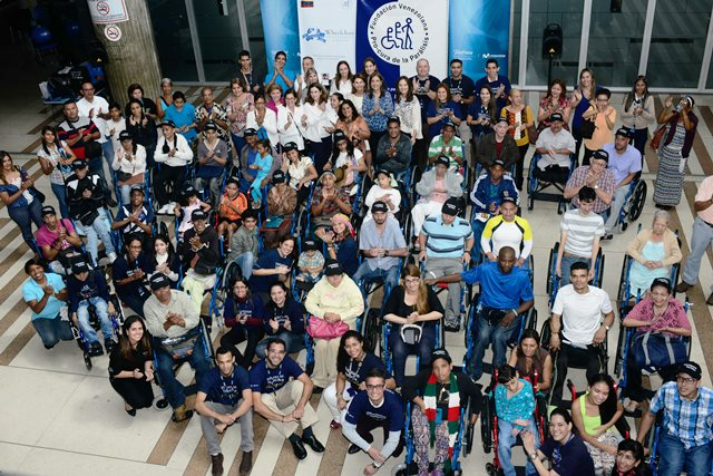 Unas cinco millones de sillas de ruedas ha entregado Fundaprocura y la Fundación Telefónica, cumpliendo con creces la responsabilidad social del operador Movistar en Venezuela.