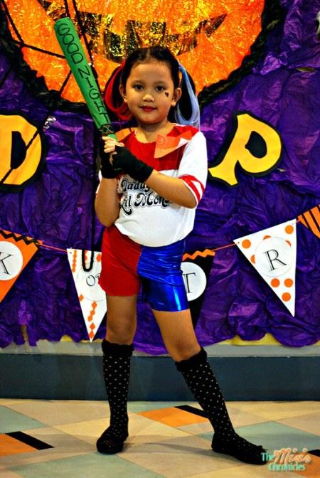 Trick Or Treat 2016 Diy Harley Quinn Costume The Misis