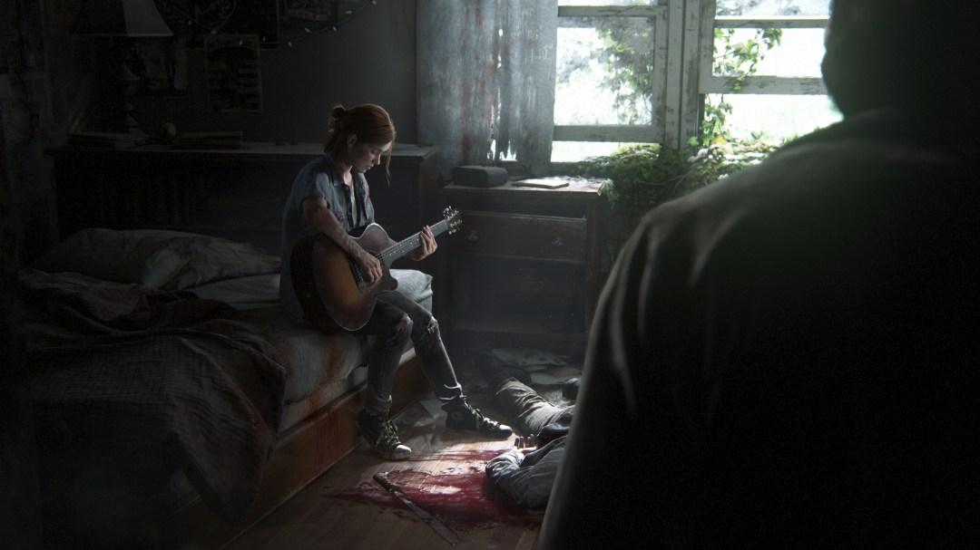 The Last of Us Part II 4K Screenshots