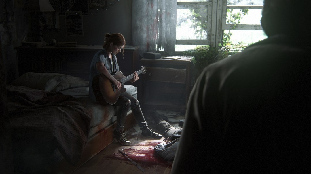 The Last of Us Part II 4K Screenshots
