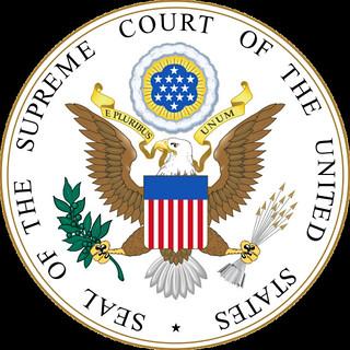 Sello de la Corte Suprema de Justicia de los EEUU: