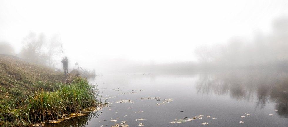 Intensiiva migla Jelgavaa 25.10.2011
