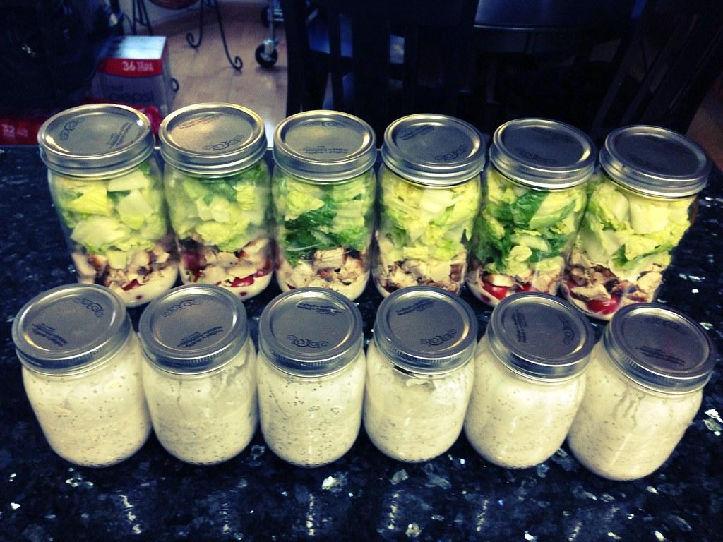Meal Prep Week One Flippinyank Flickr