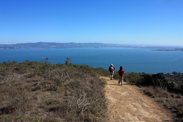 Angel Island Hike 2013