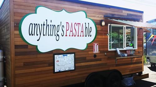 pasta food cart portland