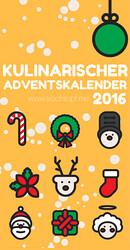 Kulinarischer Adventskalender 2016