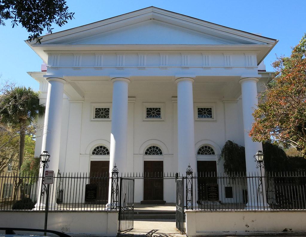 First Baptist Church 1819 22 61 63 Church Street Charl
