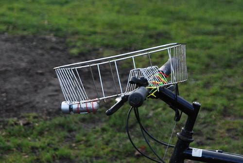 Cutlery rack/bike basket