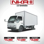 the best TRUCK for life ISUZU NKR II