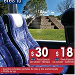 Tica Bus travel to BUS for centro america
