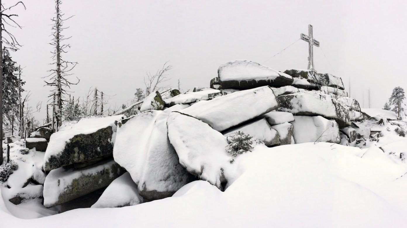Winterliches Idyll