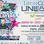 LIFE IN COLOR party UNLEASH