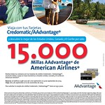 American Airlines promotions MILLAS advantage