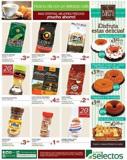 Disfruta cafe salvadoreño COEX oro premium - 16sep14