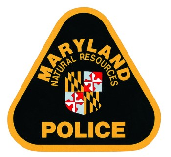 Logo for Maryland Natural Resources Police