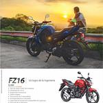 ingenieria YAMAHA motor.cycles FZ16 libertad y confort - 20ago14