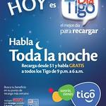 AHORA bono con tus recargas TIGO -18ago14