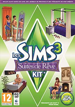 Les Sims 3 Suites de rêve