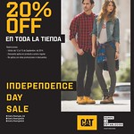 Independence DAY SALE CAT store discounts - 12sep14