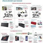 Camera in action SONY CENTER savings - 01ago14