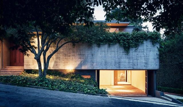Stunning modern house design mexico