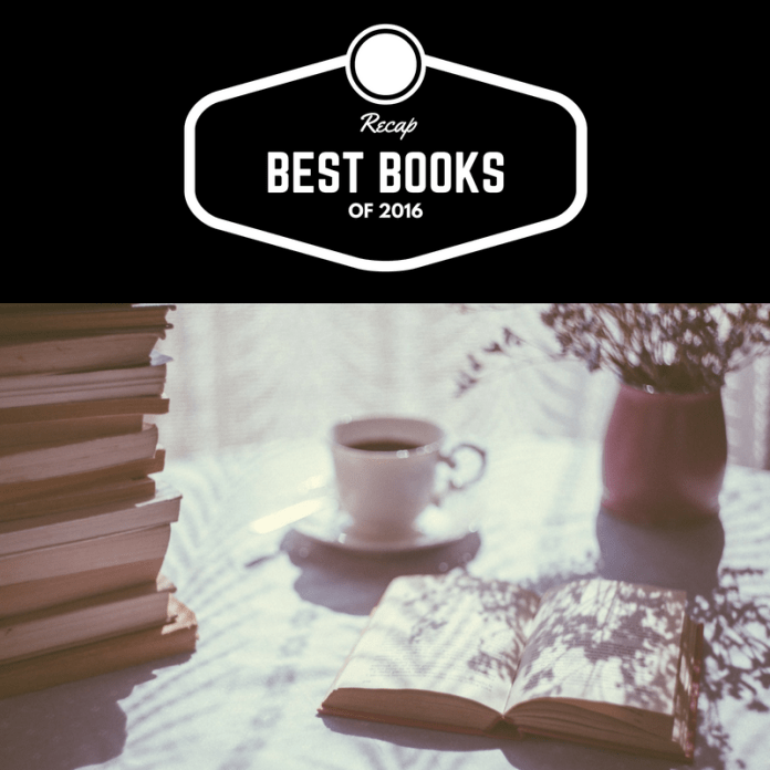 Top 10 Best Books of 2016