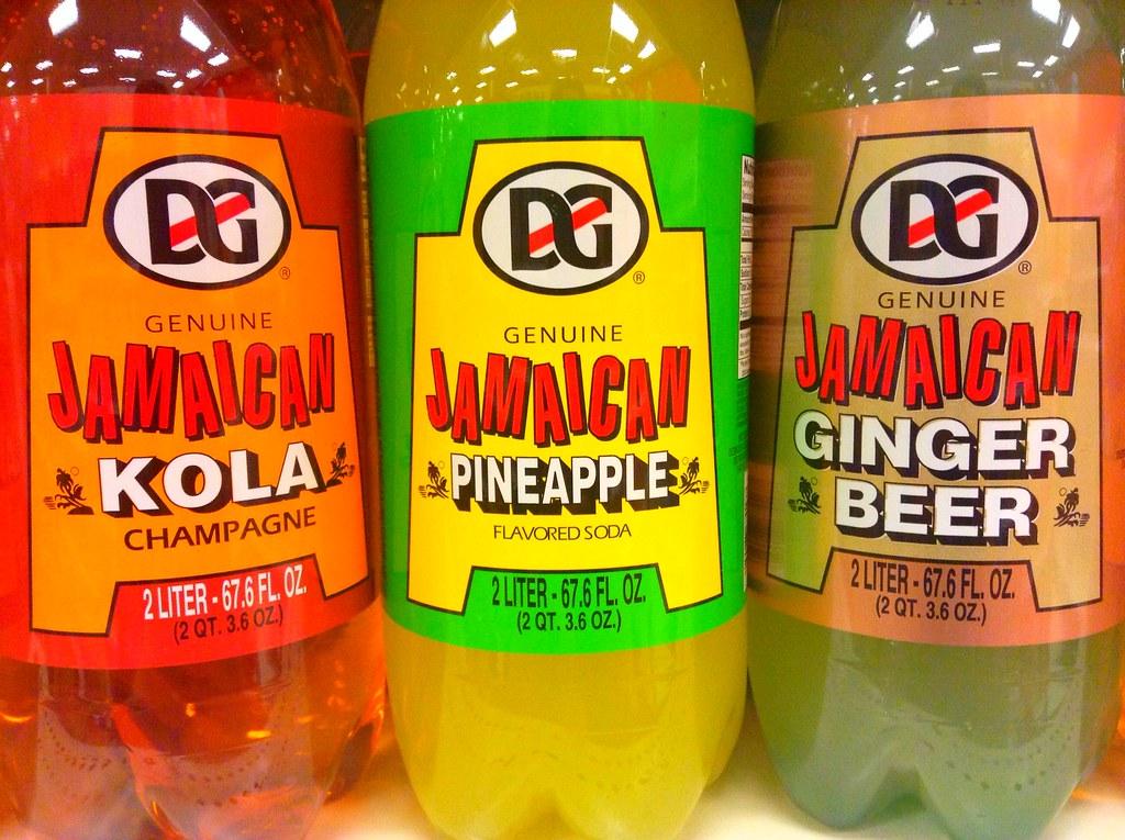 Jamaican Pineapple Soda Pop Jamaican Kola Ginger Beer Pi Flickr