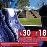 flota de lujo auto buses centro america - 21ago14