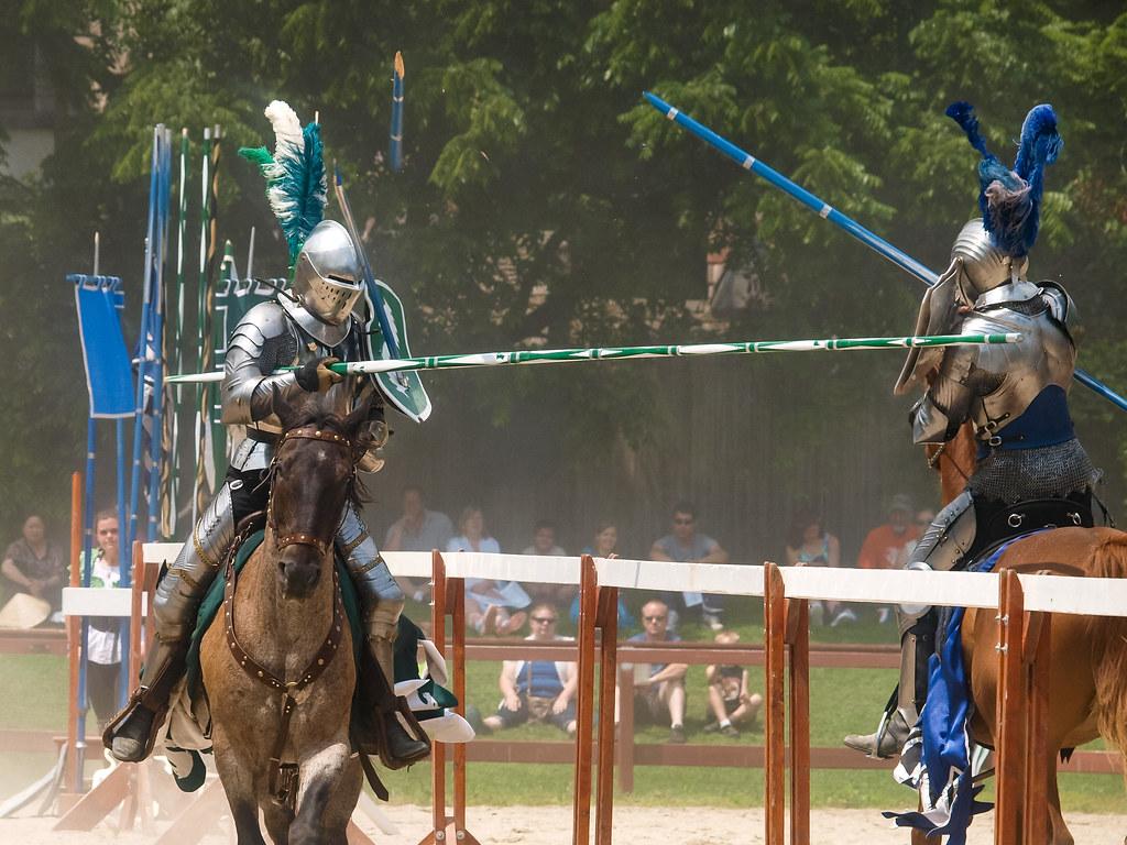 Full Tilt Jousting The Renaissance Faire Series Look