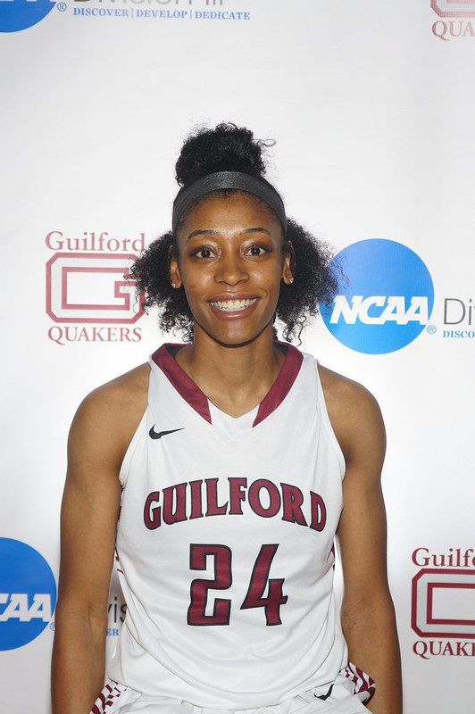 Anais Weatherly Guilford College 2017