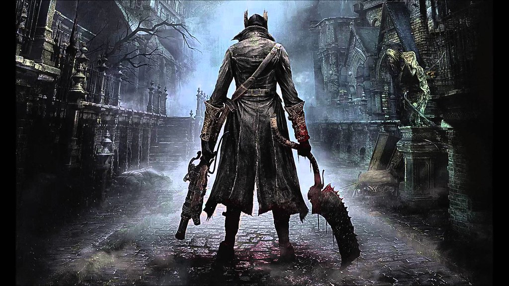TGS 2014 Bloodborne Rises Next Winter Sony Has