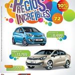 Oferta autos facil KIA motors precios increibles - 14ago14