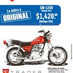 motos SUSUKI promotions TRADER inversion - 15ago14