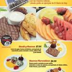 EL ARRIERO restaurabte LUNCH ejecutivos ofertas - 14ago14