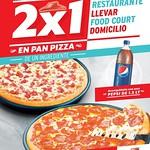 Ahora es buen dia para comer PIZZA HUT - 02sep14