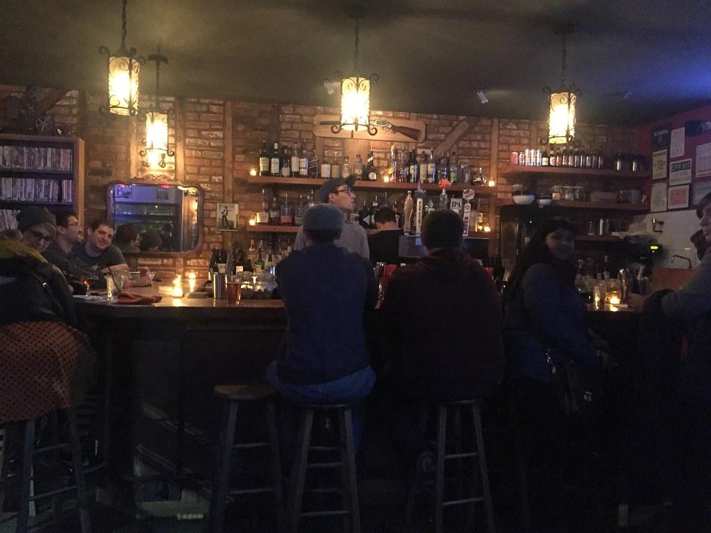 Videology Bar and Cinema