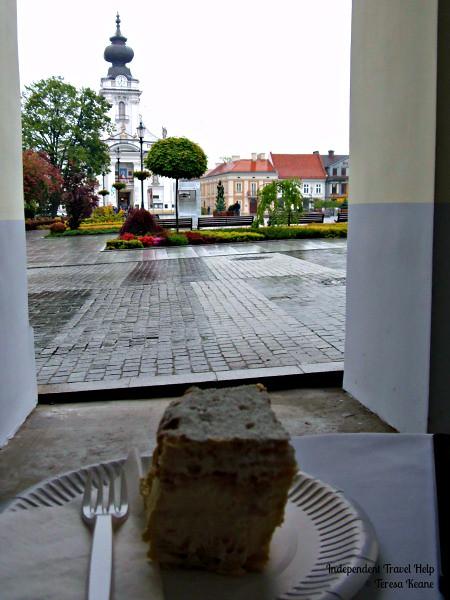 Kremowka in Wadowice