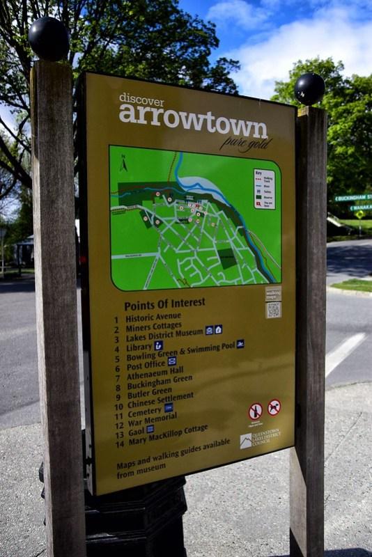 Arrowtown Information