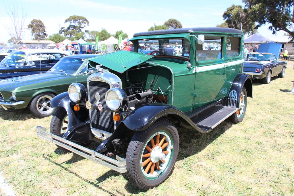 1928 Pontiac 6 28 2 Door Sedan GM Created Pontiac In