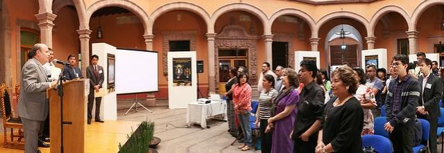 Centro Cultural Caja Real sede del 1er Coloquio Interinstitucional de alumnos de Maestrías