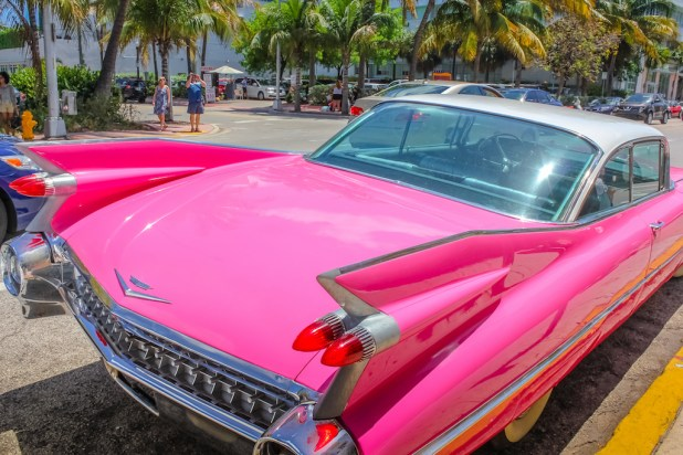 Alquiler de coche en Miami