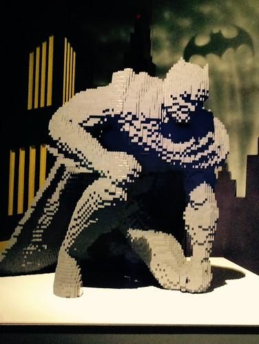 The Art of the Brick: DC Comics, Teatro Fernan-Gomez. Madrid