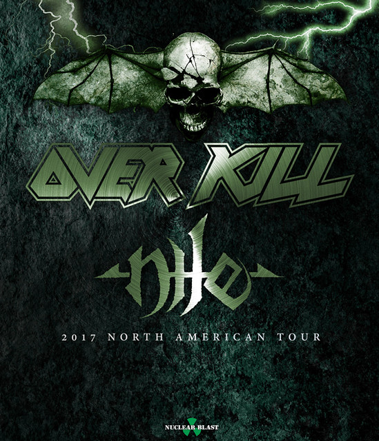 Overkill at the Howard Theatre